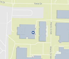 Map of School of Physics