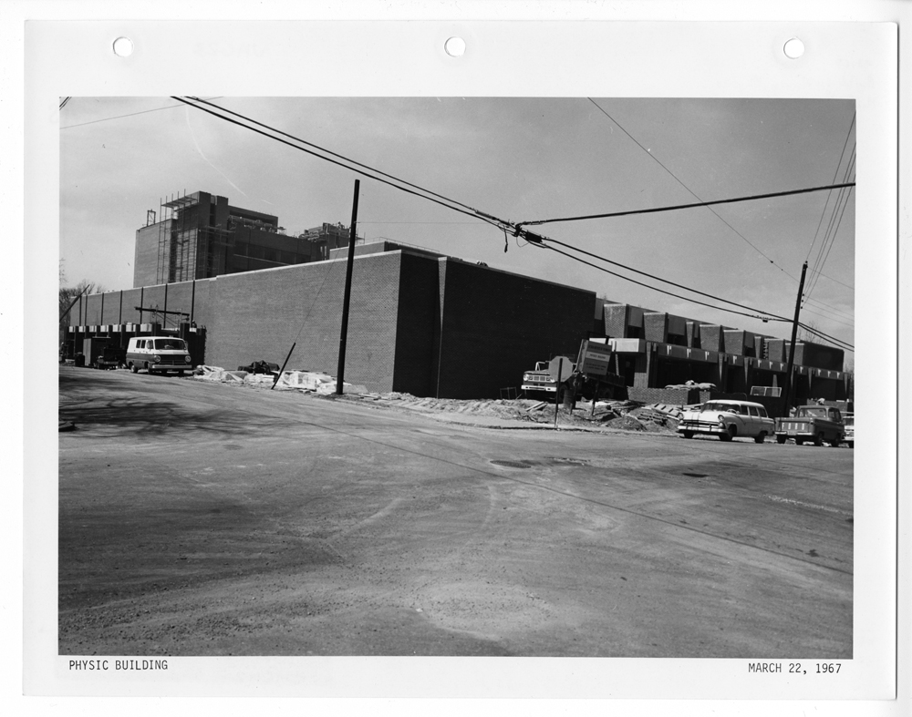 Howey Building Construction (1967)
